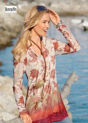 Новая, симпатичная блузка-туника от boysens!