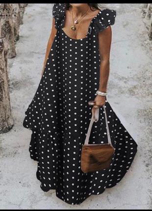 Платье в пол большой размер батал и норма