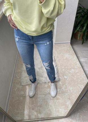 Круті джинси на літо, розпродаж останніх4 фото