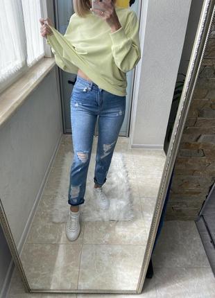 Круті джинси на літо, розпродаж останніх6 фото