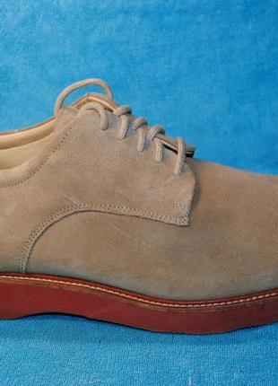 Samuel hubbard туфли замша 46 размер