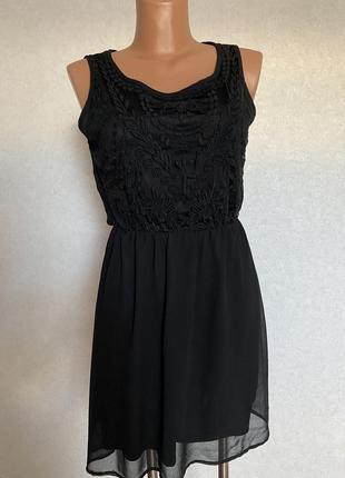 Jennyfer чёрное платье