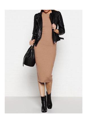 Крутое шерстяное платье italy размер s