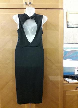 & other stories los angeles atelier шикарное платье с открытой спиной