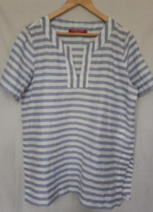 Блуза  marina rinaldi.