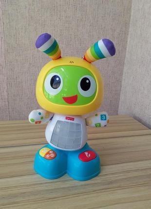 Інтерактивна іграшка fisher-price робот бібо