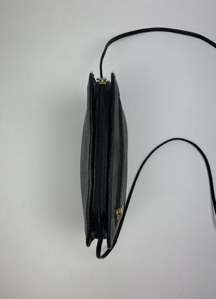 Италия! кожаная фирменная актуальная  сумочка на/ через плечо vivaldi.5 фото