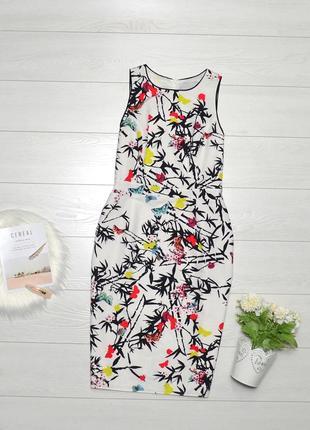 Красиве плаття в квіти і метелики red herring.