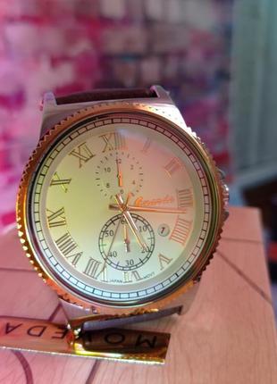 Часы guardo 10421 brown-silver-gold-white