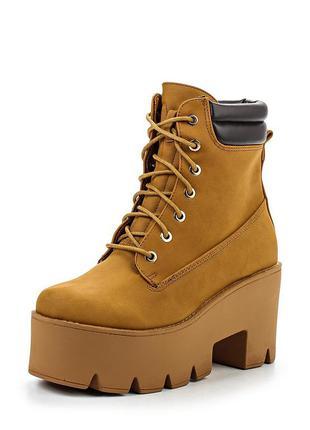 Актуальные ботинки foxy up