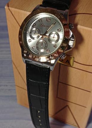 Часы guardo 01441 black-silver-cuprum