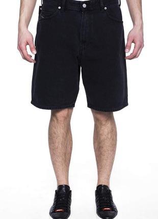 Мужские джинсовые шорты diesel (d-willoh)