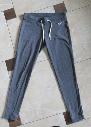 Женские спортивные штаны nike w nsw pant cf jrsy, спортивные брюки nike оригинал