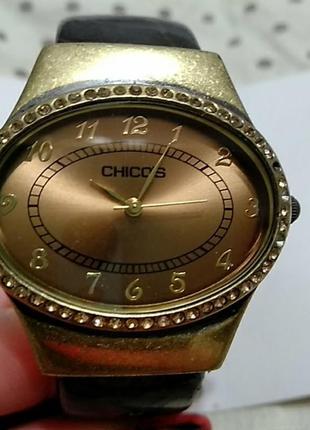 Chico's. женские часы на браслете