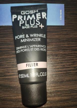 Gosh primer+ pores and wrinkl minimizer праймер