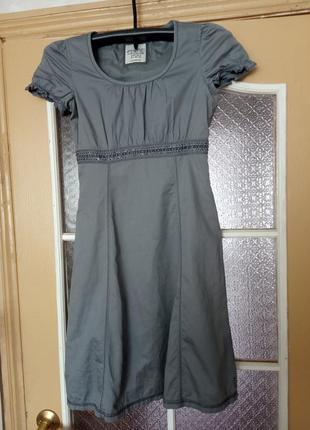 Коттоновое платье 👗.