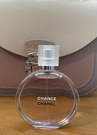 Chanel chance eau tendre туалетная вода