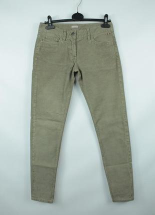 Стильные вельветовые джинсы napapigri velvet skinny jeans