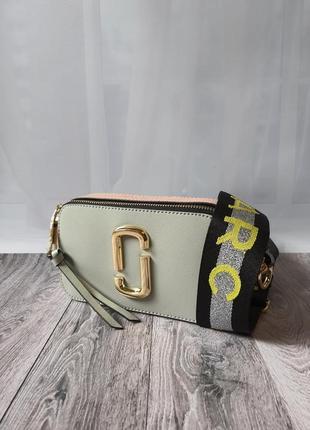 Женская кожаная сумка марк джейкобс
