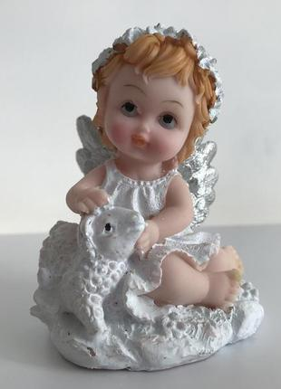 Статуэтка, статуэтка ангел, статуэтка ангелочек.