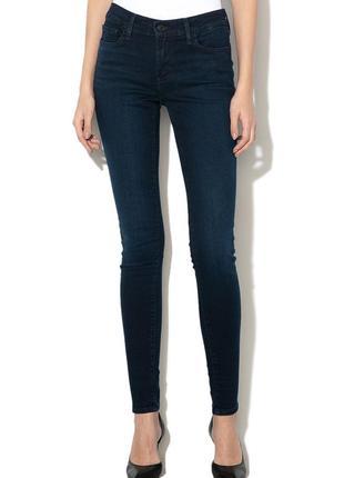Оригинальные джинсы levis 710 super skinny premium