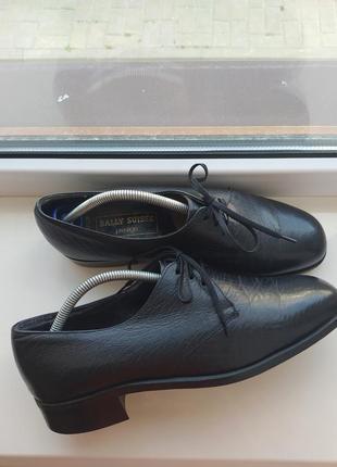 Туфли bally suisse