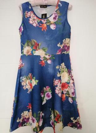 Сукня сарафан нова з біркою 👗💜👗