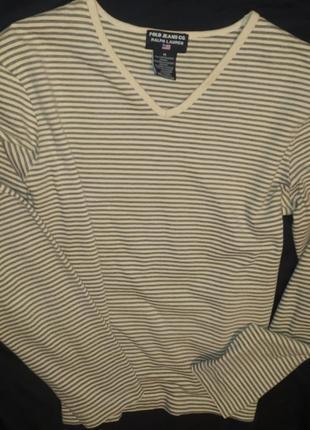 Polo jeans co ralph lauren свитер размер м