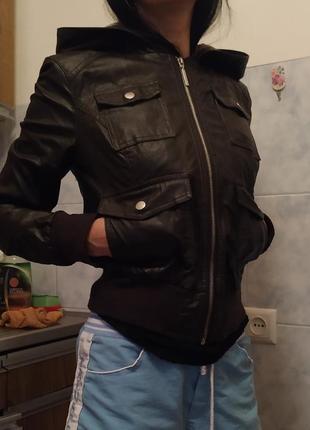 Куртка косуха tally weijl