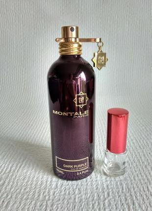 Оригинал!5 мл,montale dark purple