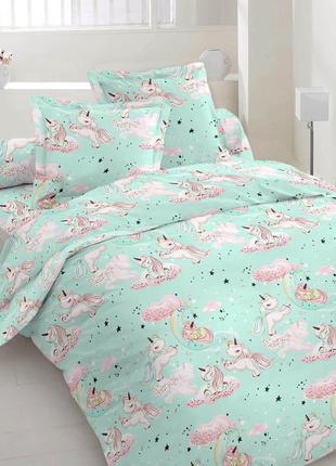 Стильное детское постельное для девочки