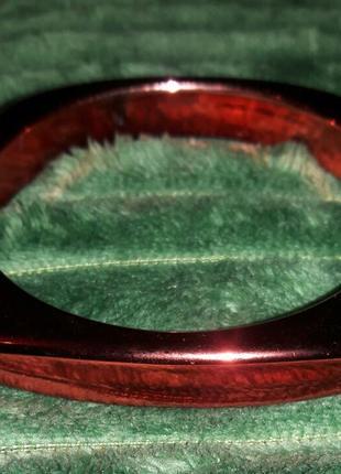 Квадратний браслет- діаметр 6,5см