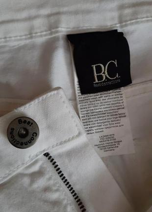 Белые джинсы6 фото