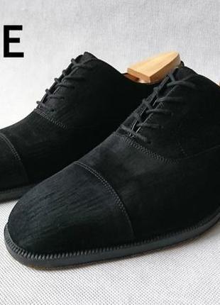 Туфли замшевые celine оригинал размер 42 -27 см
