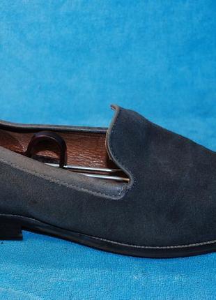 Замшавые туфли reiss 44 размер
