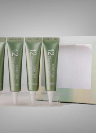 Spa лосьон для очищения кожи головы masil 12 scalp spa cleansing