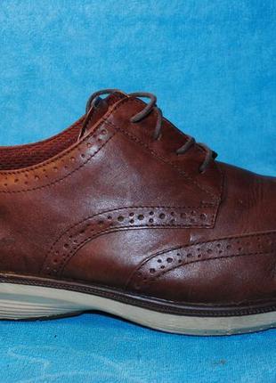 Nunn bush туфли кожа 46 размер