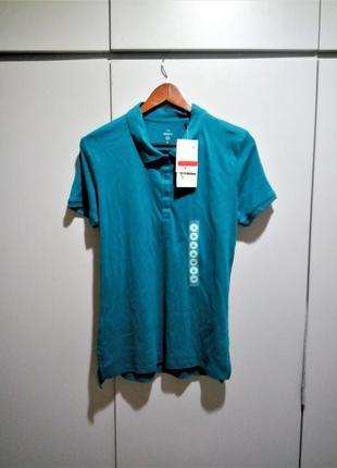 M р натуральная поло футболка c&a