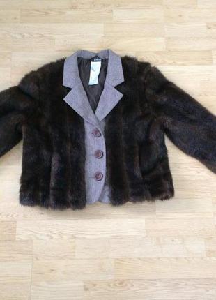 Пальто, шубка, полушубок morgan