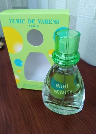Ulric de varens mini beauty, оригинал, парфюмированная вода