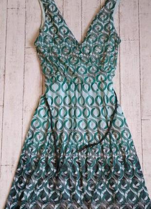 Нейлоновый сарафан / платье с ремешком бренда taifun