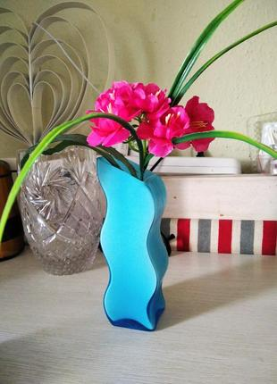 Интересная вазочка