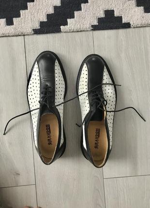 Туфли кожа туфлі шкіряні брендові туфлі