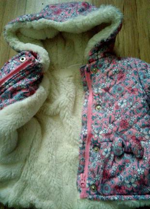 Тепленькая курточка на вашу принцесску)))
