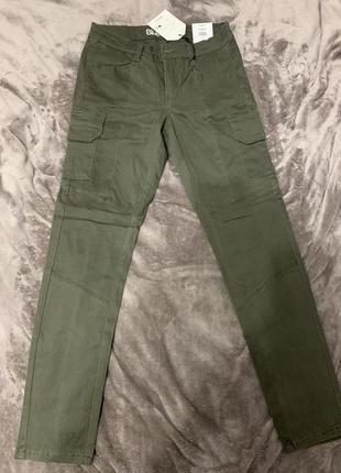 Нові котонові брюки