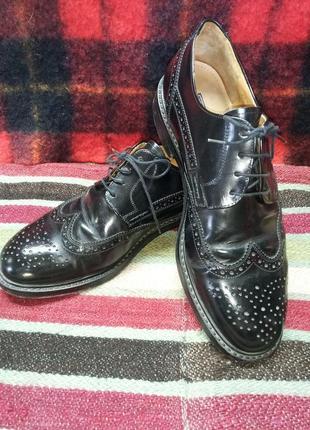 "Туфли броги ""оксфорд"" lloyd"
