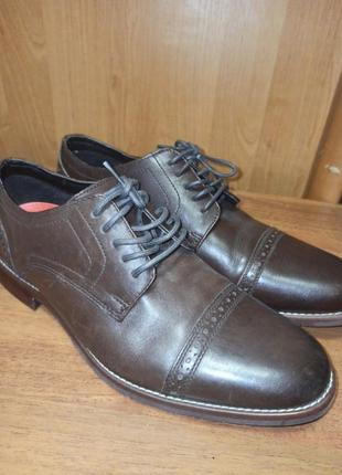 Туфли ортопедические мужские rockport