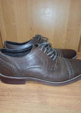 Туфли ортопедические мужские rockport2 фото