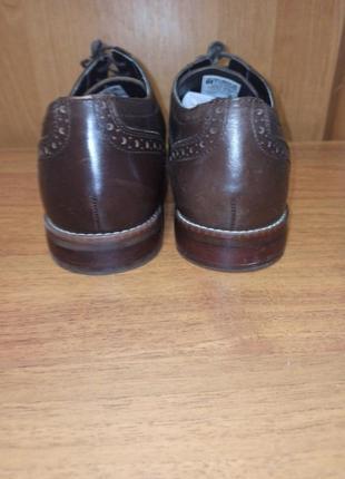 Туфли ортопедические мужские rockport3 фото