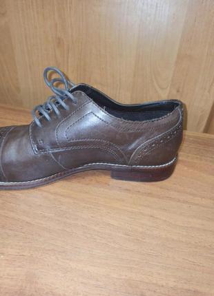 Туфли ортопедические мужские rockport9 фото